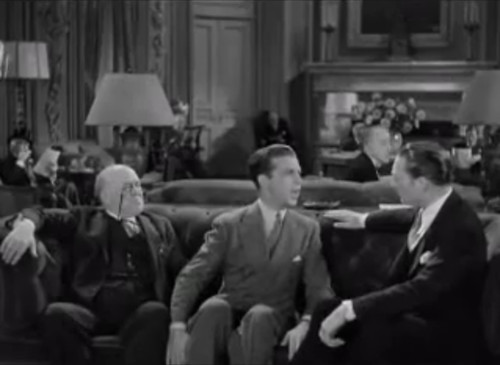 Gold Diggers of 1933 - Dick Powell drape 03