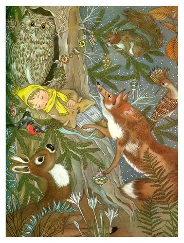 015-Las Navidades de Manzanita- El pajaro de oro-Adrienne Segur