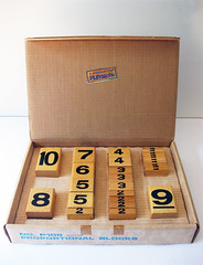 Vintage Proportional Education Blocks for Children (Sheharazad P. Fleming) Tags: wood kids vintage paper toy paint puzzle cardboard math educational block etsy fiber midcentury typographic beechwood playskool woodenblocks childrensgame earlylearning proportional thewhitemole