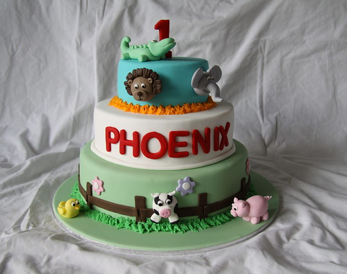 Birthday Cakes Phoenix ~ Phoenix st birthday cake a photo on flickriver