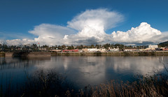 rgg_20100331_183926 (rgordon) Tags: weather clouds panoramas mtvernon skagitcounty skagitriver thunderheads