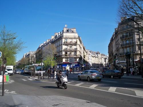 Around Hotel de l'Europe Paris