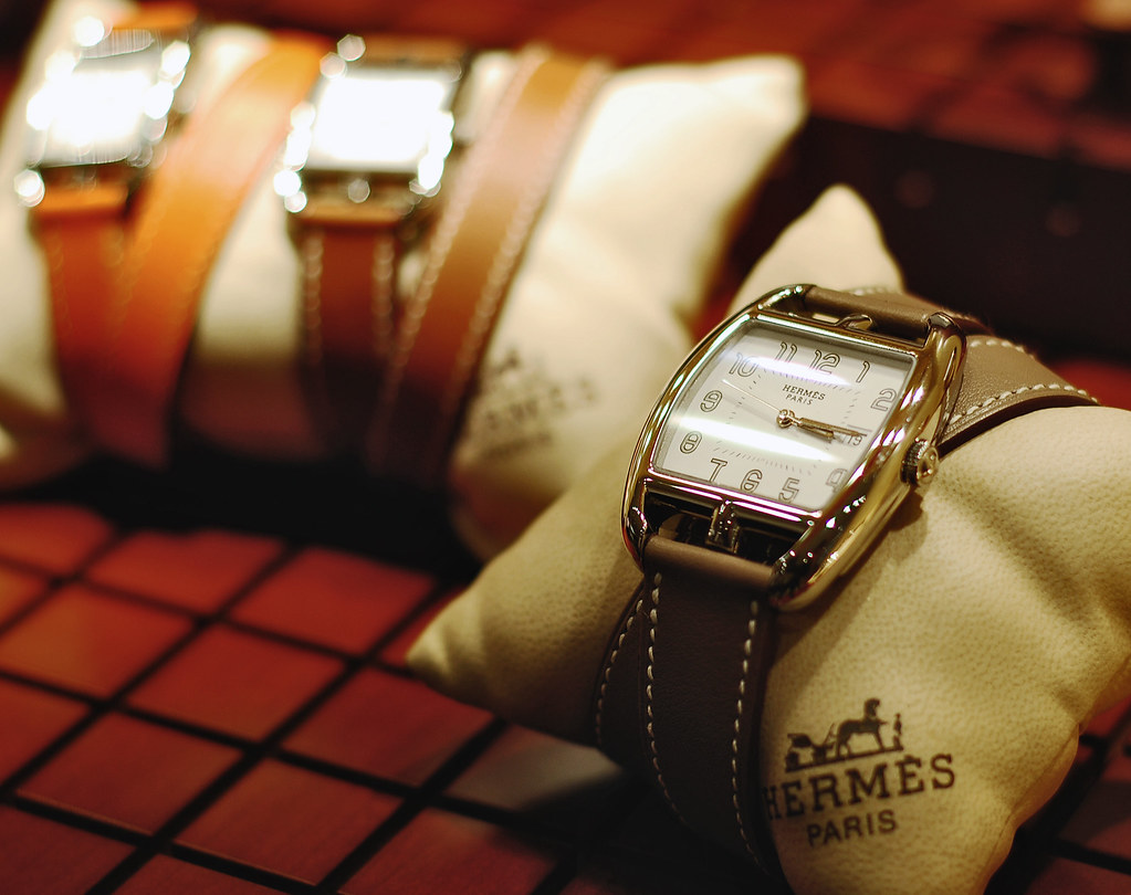 HERMES PARIS WATCHES