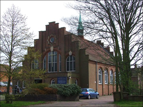 Mile Cross Methodist