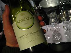 Jean-Marc Brocard 2007 Chablis Grand Cru — Les Clos