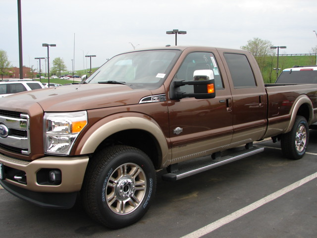 ford sync thoroughbred f350 f250 2011 superduty thoroughbredford