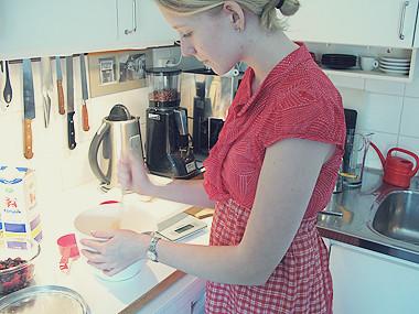 Elin baking