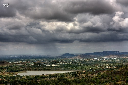 And the rain starts by Yogendra174