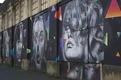 Faces (Getting Better Shots) Tags: art buildings graffiti design faces