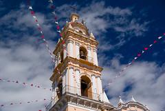 Paroquia de San Pedro (chblet) Tags: mxico iglesia cholula puebla sanpedro parroquia 100 chablet