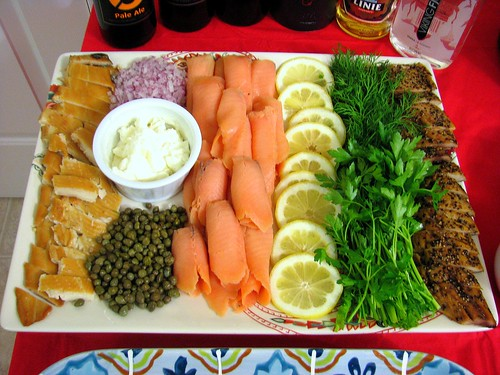 Smoked Fish Platter
