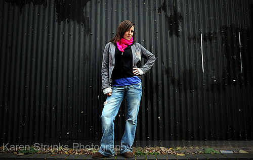 Karen Portrait Photography Birmingham by Karen Strunk