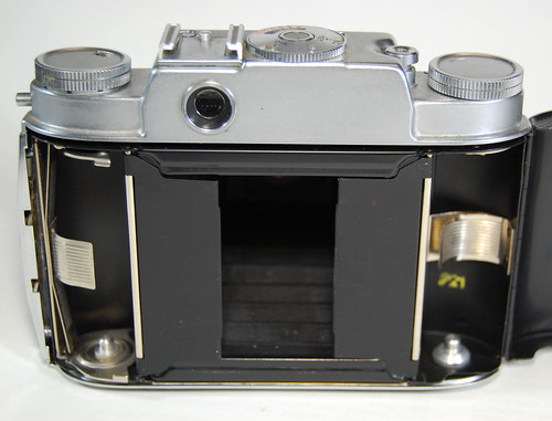 Agfa Isolette L on Display (05)