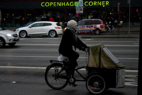 Copenhagen Corner Cargo