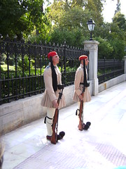 guardia real (chema_santander) Tags: army military athens greece grecia atenas militar soldiers uniforms troops ejercito soldados uniformes tropas