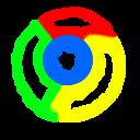 Neon Google Chrome Icon Archive Ubuntu Forums