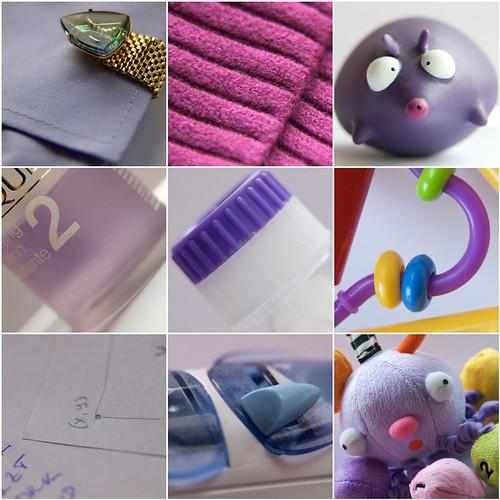 9 Violet Things