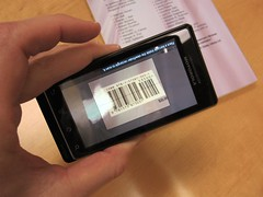 Step 2: Download the free barcode app