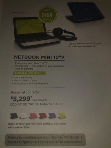 Dell Mini 10.