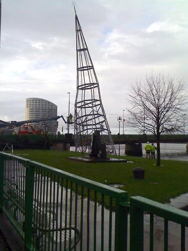 Limerick Christmas Tree