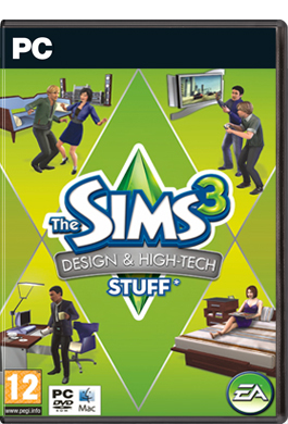 El primer pack de contendio de Los Sims 3 ya a la venta! 4130995093_6fb96d5891_o