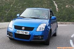 sport cars suzuki swift sport edition 6