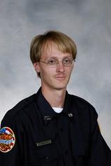 Firefighter Charlie Hostein