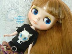Beatrice in Momolita Cat Top
