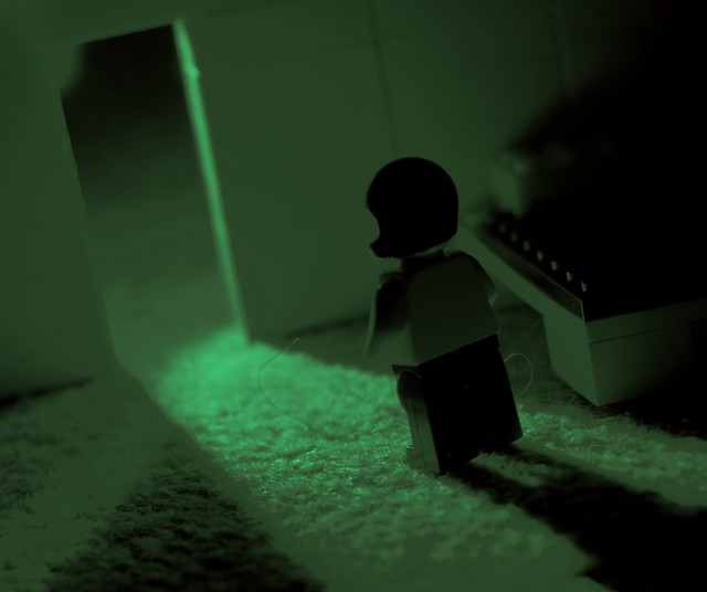 Thumb Paranormal Activity with Lego