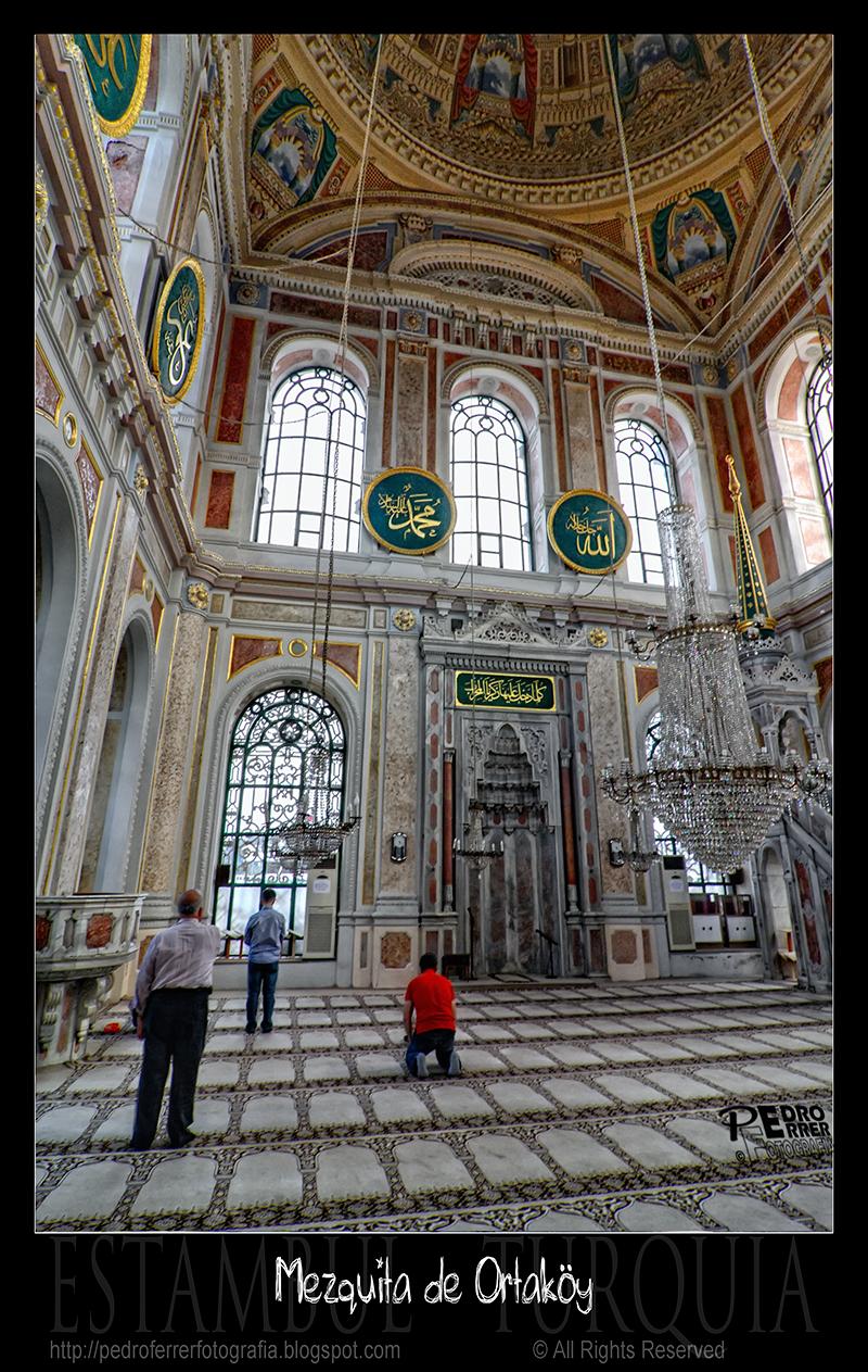 Mezquita Ortaköy  - Estambul