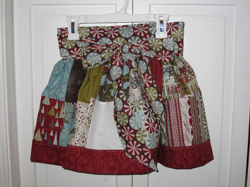 Figgy Pudding Skirt
