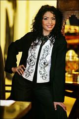 162T0394 (Patrick Bombaert) Tags: africa fashion women femme patrick morocco maroc casablanca mode afrique caftan bombaert