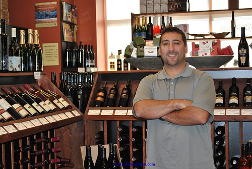 Frank at Wine Emporium, Langley BC