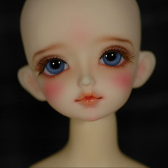 Volks MSD Mihmi by Docshul (Veroferdi) Tags: doll makeup bjd superdollfie volks msd faceup docshul mihmi