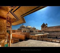 Amber Fort, Rajasthan, India :: HDR (DP Photography) Tags: hdr amberfort amerfort amberpalace photomatix mughalarchitecture hinduarchitecture rajasthanindia amberfortrajasthan heritagetour amerfortrajasthan palacesandforts
