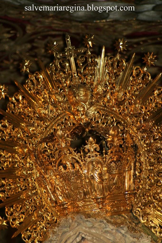 Corona de Nuestra Señora de la Esperanza Macarena