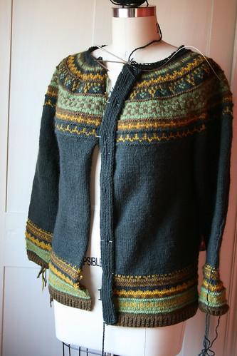 Revised Hebrides Cardigan