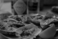 Oysters (raluistro) Tags: sanfrancisco christmas food lunch holidays oysters