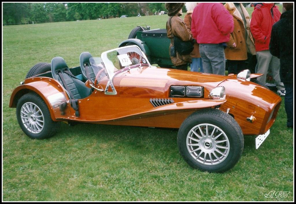 LocostUSA.com • View topic - Wood-frame cars