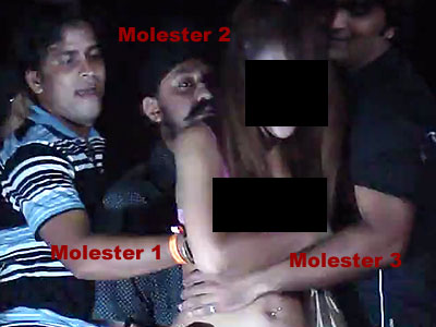 Two more molesters join in