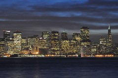 San Francisco Skyline (aquababe) Tags: sanfrancisco delete10 delete9 delete5 delete2 delete6 delete7 delete8 delete3 delete delete4 save 365juliedays project36612010