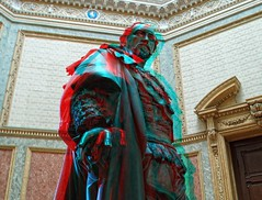 The Lord of Anaglyph! 3D (Batram) Tags: red 3 nature museum germany stereoscopic 3d d ernst cyan anaglyph gotha stereoview der fromme naturkunde batram