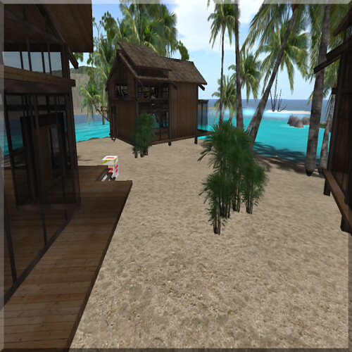 tropical house to rent