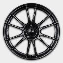 OZ Wheels Ultraleggera Black 18 inch E90