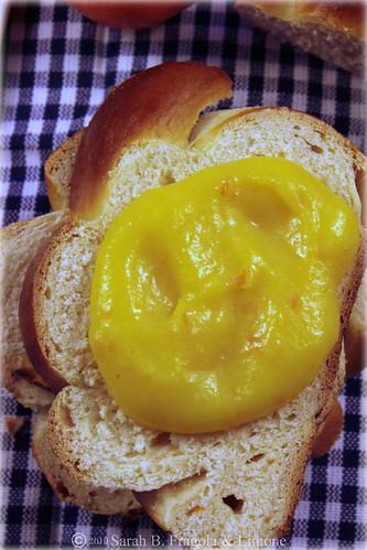 brioche mandarino