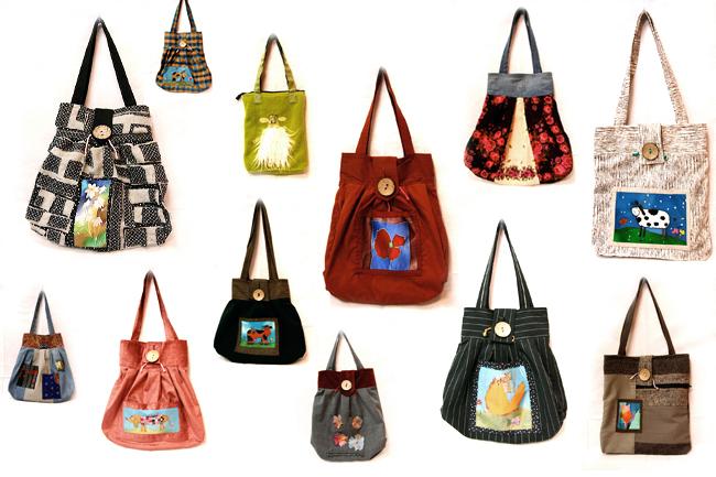 Ура, в магазине на Полянке появилось много новых сумок.  Адрес магазина.