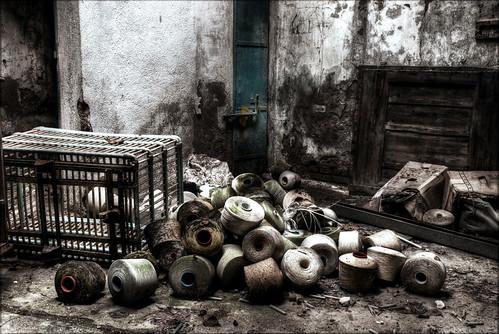 Textile factory #4
