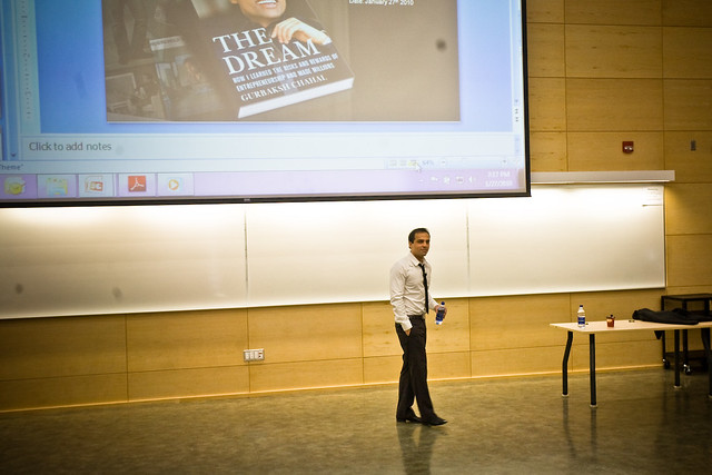 Gurbaksh Chahal at Democamp 25