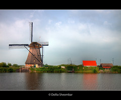 The Dutch Way (DolliaSH) Tags: city trip travel vacation urban holiday holland color tourism water windmill colors architecture photography photo europe foto tour place photos nederland thenetherlands visit location tourist explore journey destination traveling visiting touring kinderdijk wieken windmolen zuidholland 1755 vindmlle windmhle windpomp southholland moulinvent explored mulinoavento visitholland vderkvarn canoneos50d canonefs1755mm28isusm dollia dollias sheombar dolliash