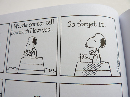 The Complete Peanuts 1975-1976 (Vol. 13) by Charles M. Schulz - detail / Fantagraphics Books, Inc.